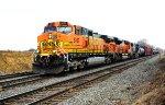 BNSF 5107 NS 38G