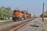 BNSF 7942 Westbound