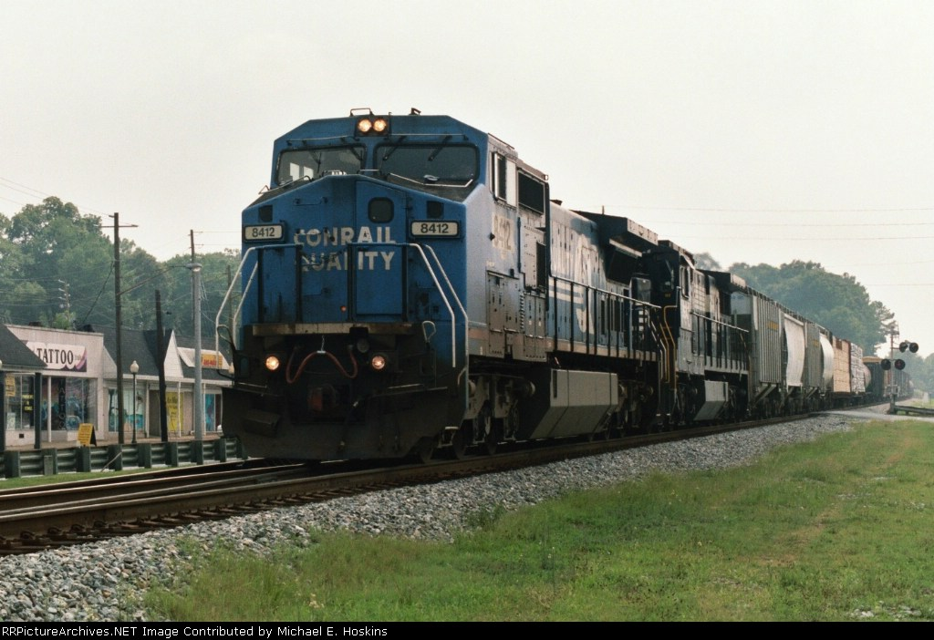 NS 8412 comes from Alabama