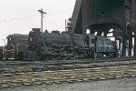 PRR 3858, K-4S, #2 of 3, 1957