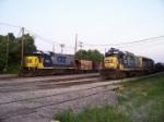 CSX 1553 & 2287