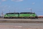 BNSF 1594 & 1528