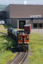 BNSF 3463 switching LSPI