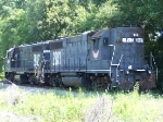Chattahoochee and Gulf GP38's