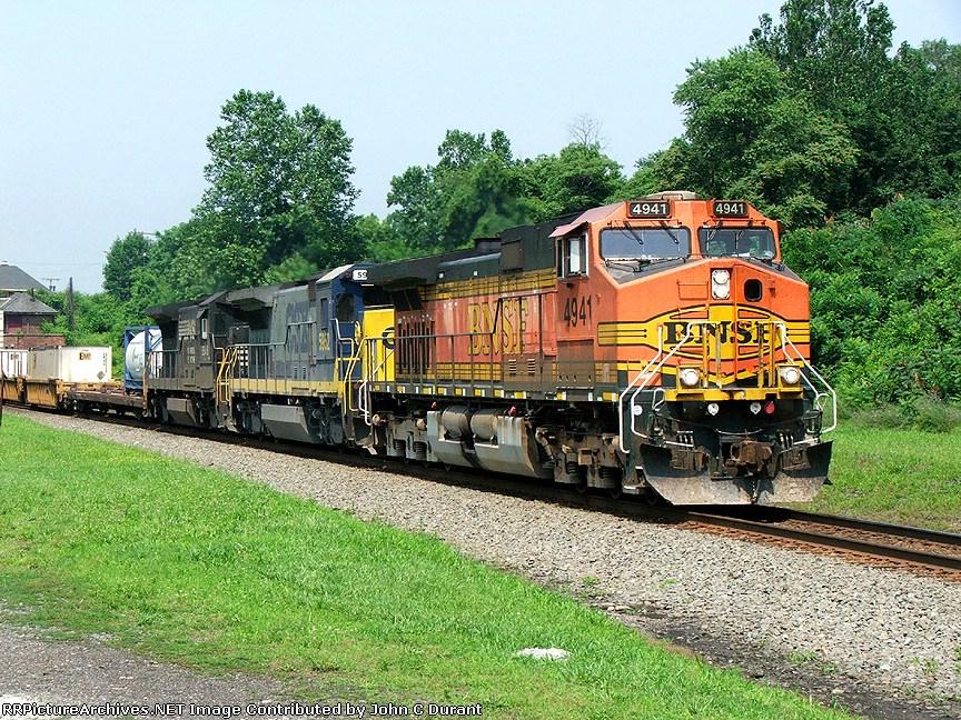 BNSF 4941 NS I-14