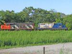 CN 4706 & Railink 1752