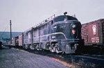 PRR 9456, FF-20, 1961