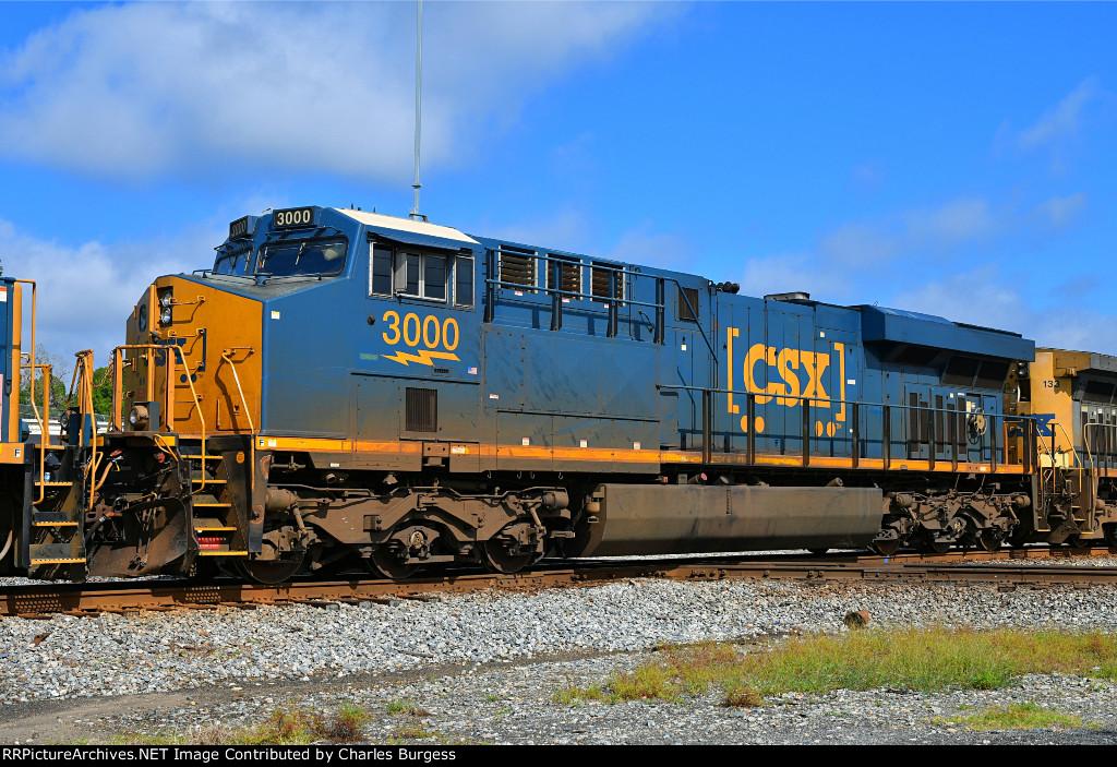 CSX 3000