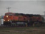 BNSF 6236 headed to Clovis