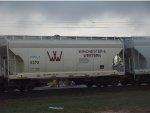 Winchester & Western Hopper 4372