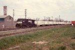NS SB roadrailer train #?