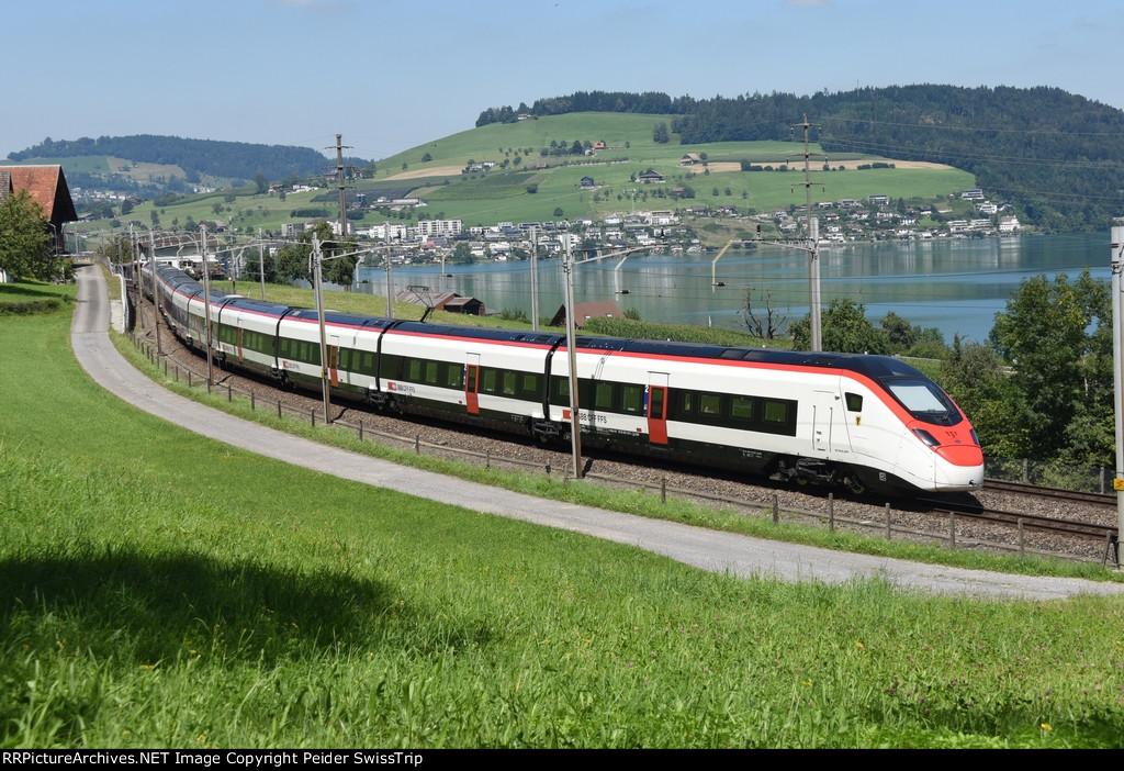 Swiss InterCity - IC21 Basel - Luzern - Lugano