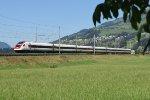 Swiss InterCity - IC2 Zurich - Lugano