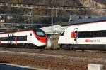 Swiss InterCity - IC2 Zurich - Lugano