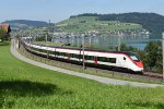 Swiss InterCity - IC21 Basel - Luzern - Lugano