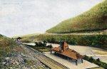 """PRR """"Kittanning Point in the Alleghenies,"""" 1910"""
