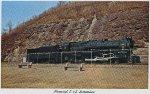 "PRR ""K-4S Locomotive,"" c. 1957"