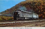 """PRR """"East Bound Freight, """" c. 1965"""