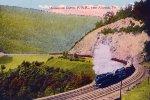 "PRR ""Horseshoe Curve,"" c. 1911"