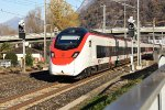 Swiss Eurocity connection - EC Zurich - Milano