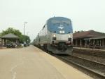 Amtrak 3(10) Pulling In