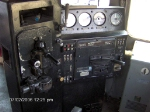 IC 8733 in the cab