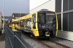 Merseyrail class 777 delivery - 777 001