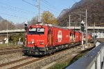 SWISS fire and rescue trains