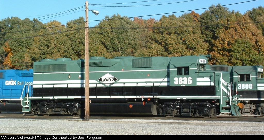 EVWR 3836