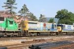 Trailing Engines On Q296