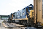 Front of CSX 5507