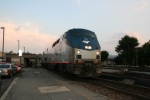 Another Late Amtrak 29