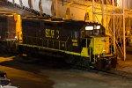 Former Amtrak GP40-3/GP40-2CLC