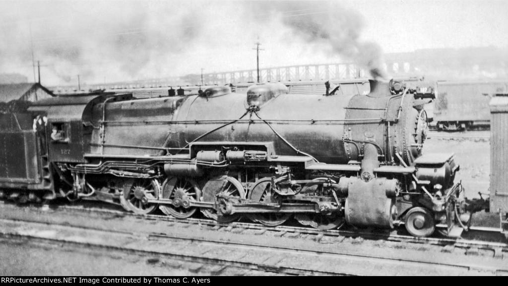 PRR 127, I-1S, 1931