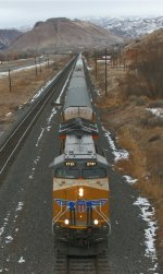 UP 2721 East