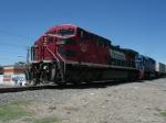 FXE 4504 intermodal