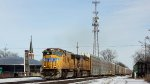 UP 4632 SD70M