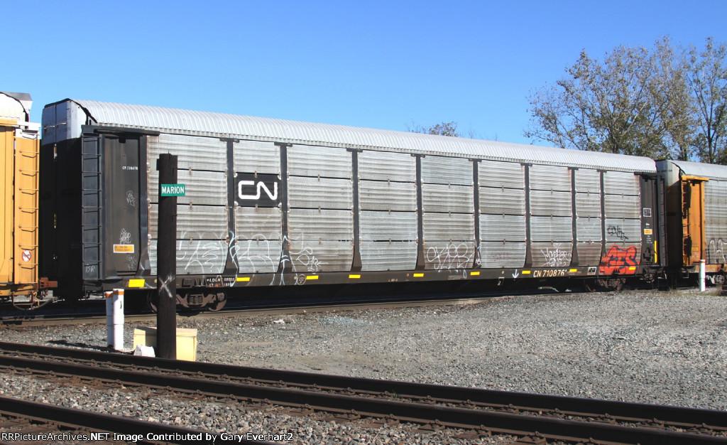 CN 710876 - Canadian National