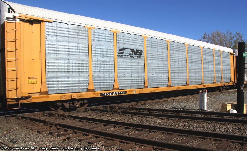 TTGX 971559 - TTX Co