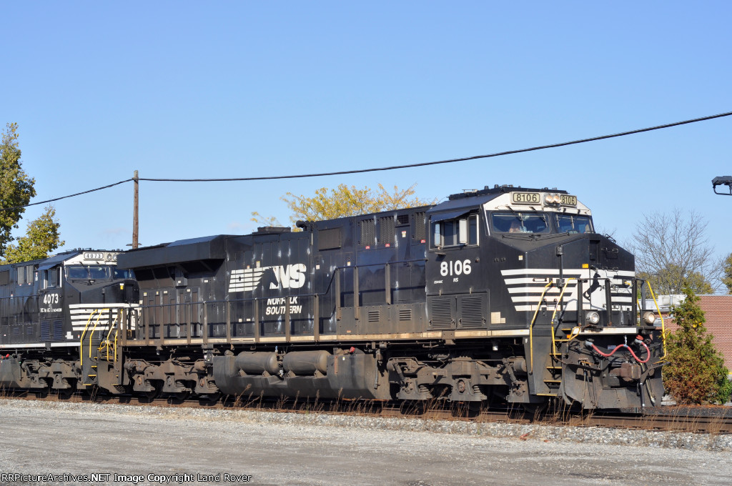 NS 8106 East