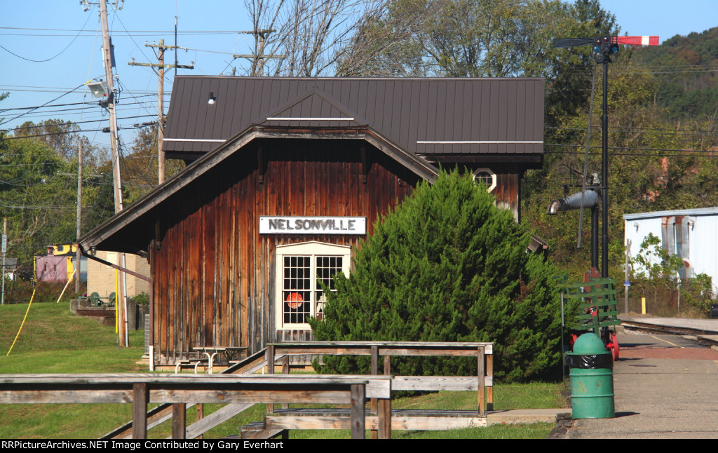 Hocking Valley Scenic RR Depot