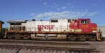 BNSF 782 Legacy Paint