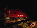 """Nightshot Caboose of The Hoosier Line"""