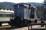 HVSR GP10 #701 - Hocking Valley Scenic Railway