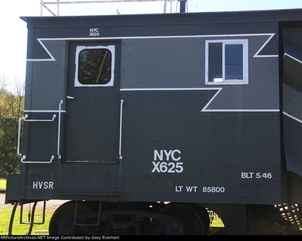 NYC X625 - former New York Central