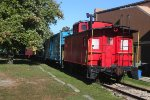 HVSR Caboose - Hocking Valley Scenic Rwy