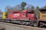 CP 5566 heading north