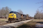 CSX 319 on N100 heading south