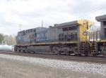 CSX 159 in the Fairburn hold-out