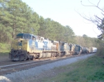 CSX 254 heading north